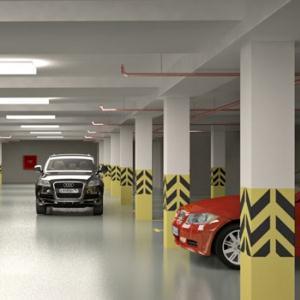 Автостоянки, паркинги Умета