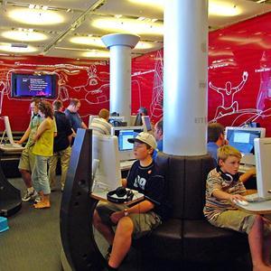Интернет-кафе Умета