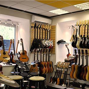 Музыкальные магазины Умета