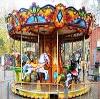 Парки культуры и отдыха в Умете