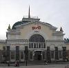 Железнодорожные вокзалы в Умете