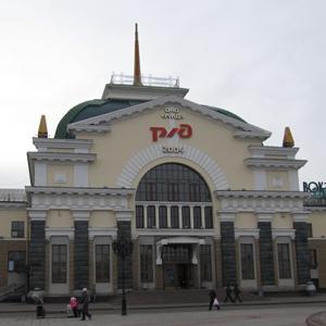 Железнодорожные вокзалы Умета