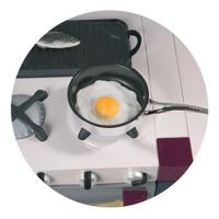 Радуга - иконка «кухня» в Умете